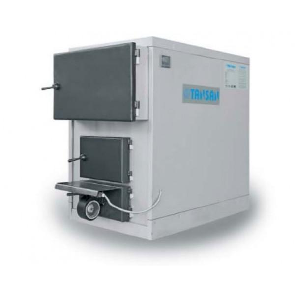 TANSAN A.E. - Стоманени котли за дърва и въглища 105 kW - 1744 kW