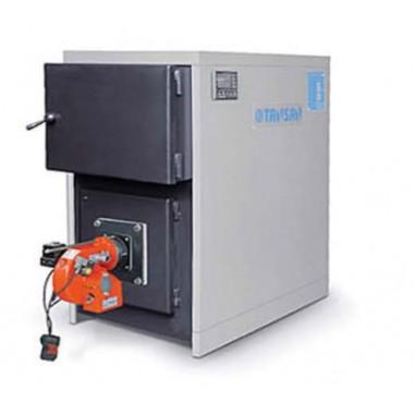 TANSAN S.E. - Стоманени котли за нафта и газ 116 kW - 3488 kW