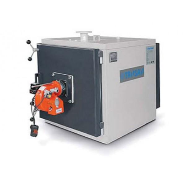 TANSAN S.KBP - Стоманени радиални котли за нафта и газ 116 kW - 2 907 kW